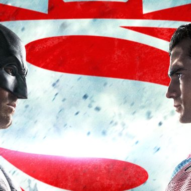 Batman and Superman face-off in epic new poster
