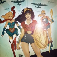 DC Comics Bombshells #8 review