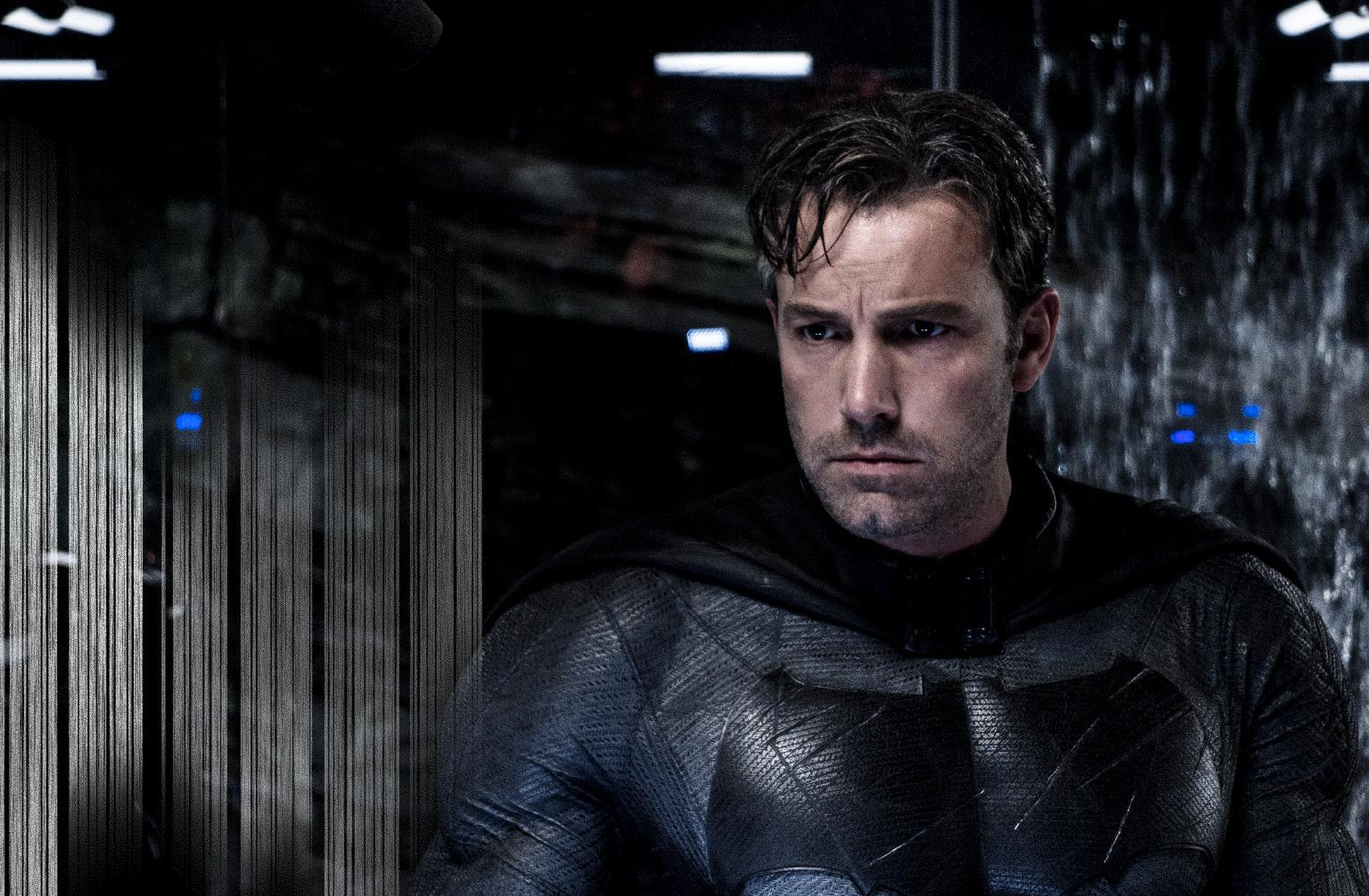 Ben Affleck Batman Bruce Wayne