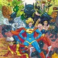 Justice League 3001 #8 review