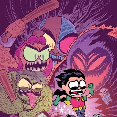 Teen Titans Go! Digital Issue #29 review