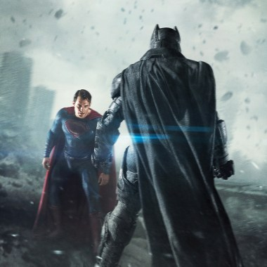 New 'Batman v Superman' poster: The Battle is Bigger in IMAX