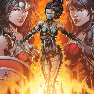 Justice League: Darkseid War Special #1 review