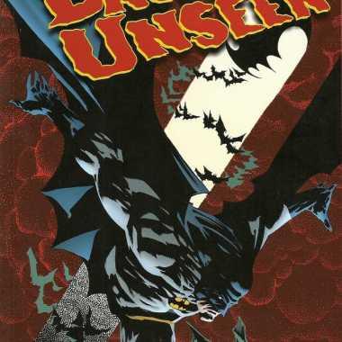 Batman: Unseen review