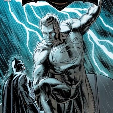Doritos One-Shot: Batman v Superman – Upstairs/Downstairs #1 review