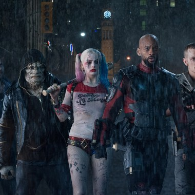 New 'Suicide Squad' images and international trailer