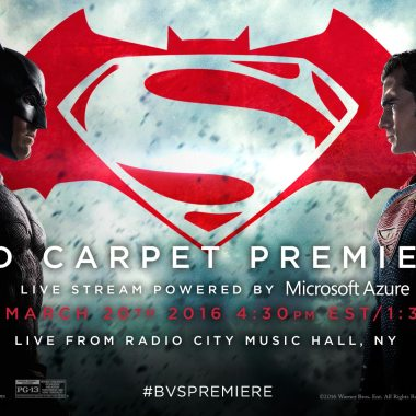 Watch the 'Batman v Superman' NYC premiere livestream right here