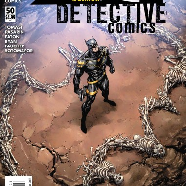 EXCLUSIVE PREVIEW: Detective Comics #50