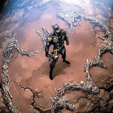 Detective Comics #50 review