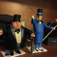 DC Collectibles Penguin and Mad Hatter from Batman: The Animated Series review