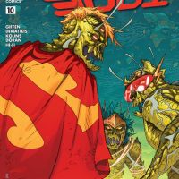 Justice League 3001 #10 review