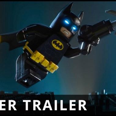 'The LEGO Batman Movie' teaser trailer