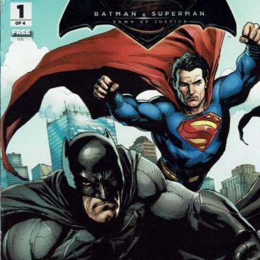 General Mills Batman v Superman #1