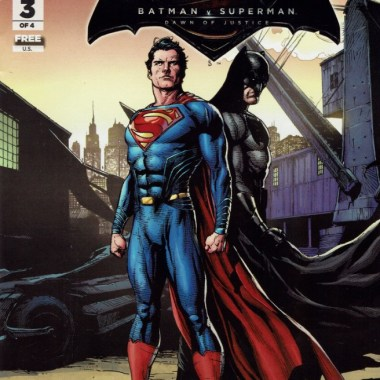 General Mills Batman v Superman #3