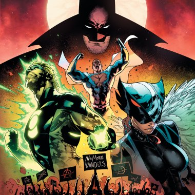 Earth 2: Society #11 review