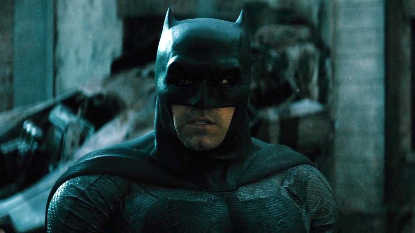 Ben Affleck's Batman film is