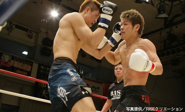 1.24『RISE 103』試合順決定!KO必至のメインで激突する清水賢吾と桜木裕司がコメントを発表