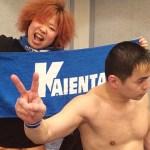 TAKAみちのく&YONEみちのくのみちブラ15でBO-SOゴールデンタッグトーナメント2015に出場