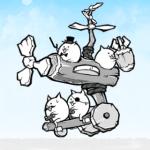 【にゃんこ大戦争】飛空襲撃ボンバーズ 飛行戦艦ボルボンバーの評価は?