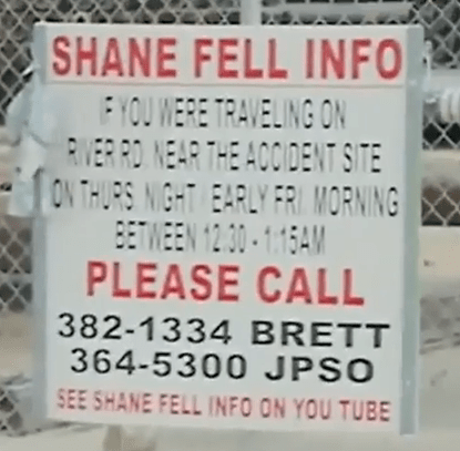 Family of Shane Fell marks two-year anniversary of his disappearance | #Westwego #Louisiana