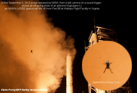 #NASA fails to launch #Kermit into space | #Mexico plans endeavor not confirmed