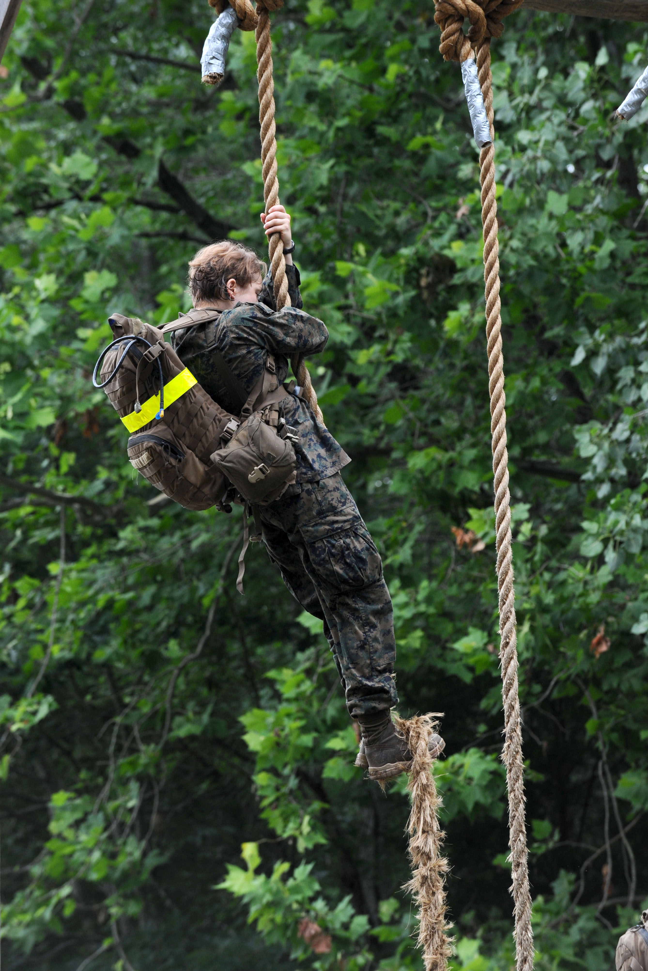 Two more female Marines fall short at latest Infantry Officer Course