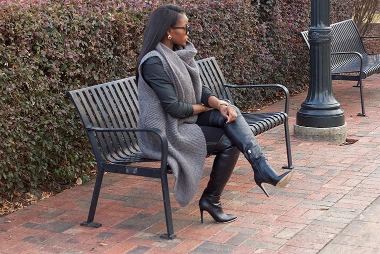 Lover 4 Fashion In Gray Vest