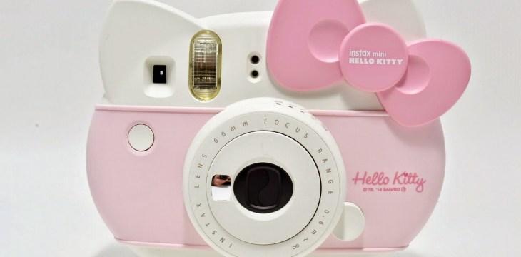 Novidade fofura da Fujifilm: Instax Mini Hello Kitty