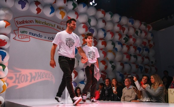 Mattel e Marisol participam do Fashion Weekend Kids 2015