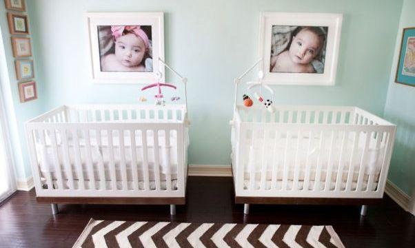 Quarto para gêmeos – charme em dose dupla!