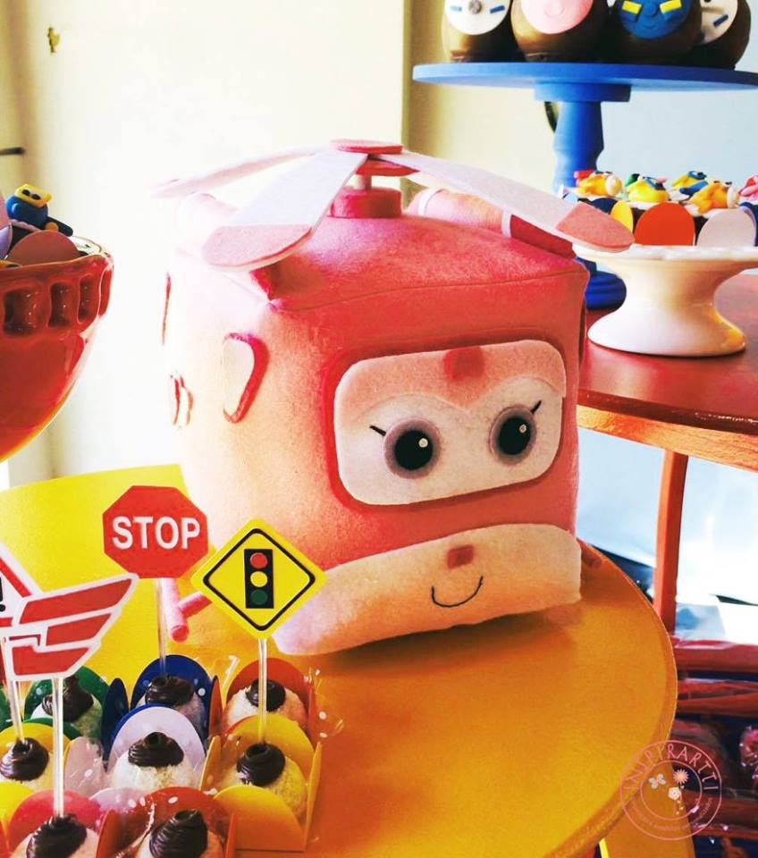 "decoracao festa super wingsOne thought on "" Festa Super Wings"