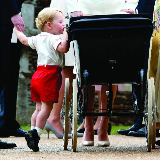 O estilo do príncipe George
