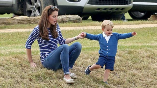 O estilo do príncipe George 7