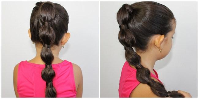 penteado Jasmine