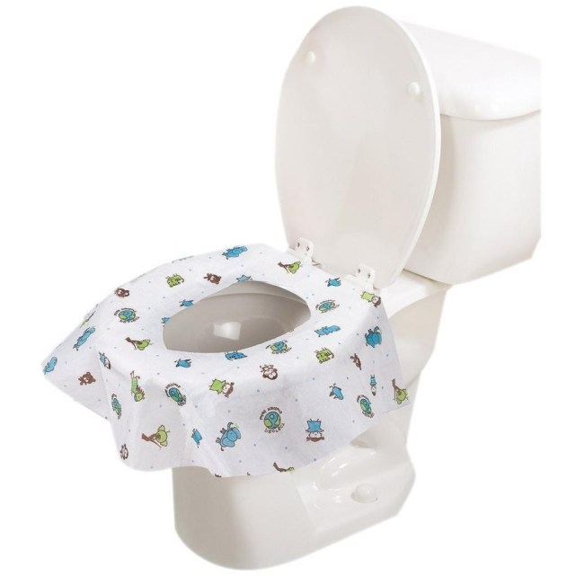 protetor de assento sanitário, item importante não apenas no desfralde