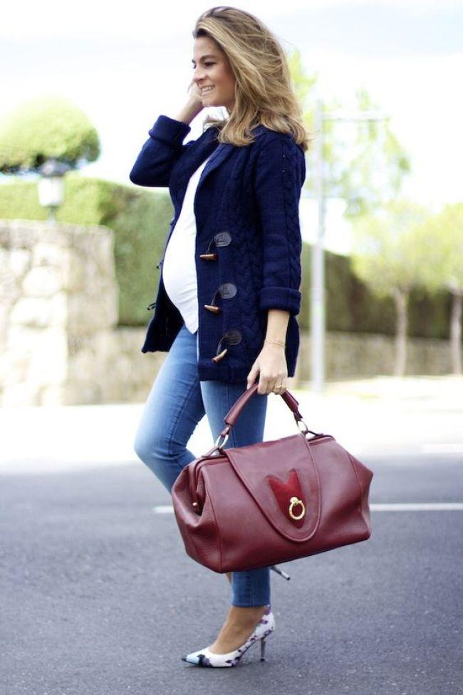 jeans para grávidas