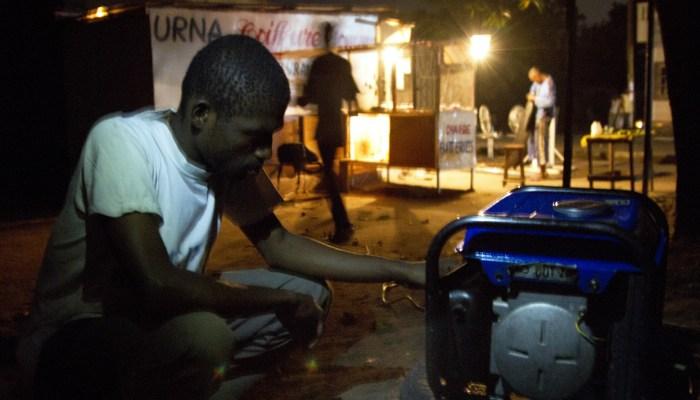Le Délestage à Brazzaville, le malheur des uns fait le bonheur des autres