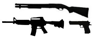 3 gun