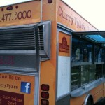 Indian food truck, CurryUpNow in Sunnyvale