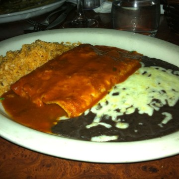 Mexican cuisine at Vive Sol in Mountain View, CA
