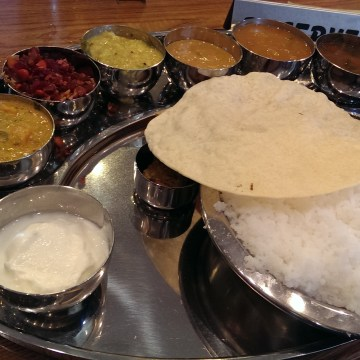 Sangeetha Vegetarian Restaurant (SVR), Sunnyvale