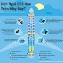[Infographic] Bạn chọn chỗ nào trên máy bay?