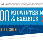 Sunday at ALA Midwinter 2016 in Boston #alamw16