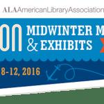 Sunday at ALA Midwinter 2016 in Boston #alamw16