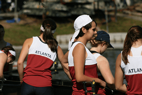 Oak Ridge Welcomes the 2016 Dogwood Junior Regatta