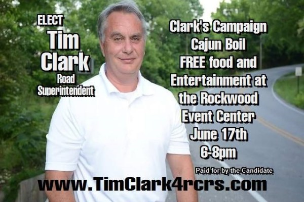 Clark Campaign to host Cajun Boil