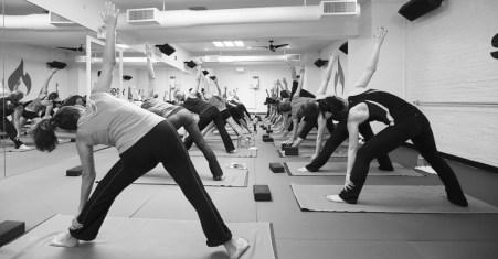 Thermazone Hot Yoga heaters