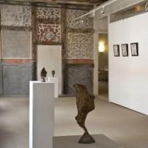 Lüneburg, Heinrich-Heine-Haus, Bilder: Constanze Straub Plastiken: Regine Stoll, Foto Constanze Straub