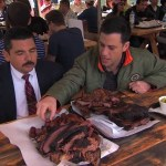 VIDEO: Jimmy Kimmel Finds the Best BBQ Joints in Austin