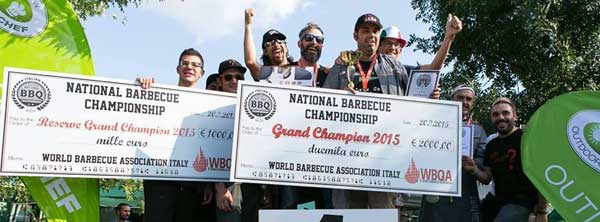 Smoking Bad BBQ Team Liguria Region, Italy Header